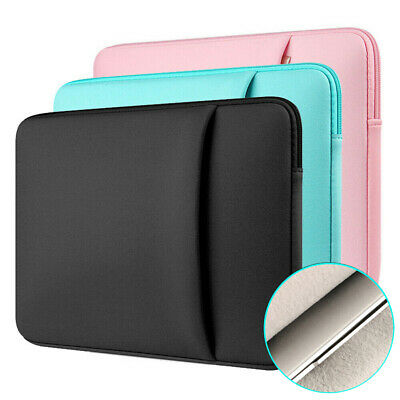 Laptop Bag Sleeve Case Cover Pouch For MacBook Air/Pro HP Dell 11 13 15 Inch • 6.79£