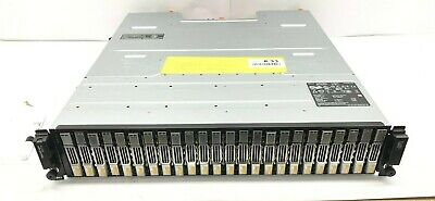 Dell EqualLogic PS6110 2U Storage Array - 2x Control Module 14 - 2x 700W PSU • 689.99£