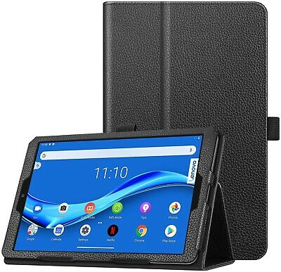 For Lenovo Tab M8 Case Leather Folio Stand Cover  (8.0 ) • 6.95£