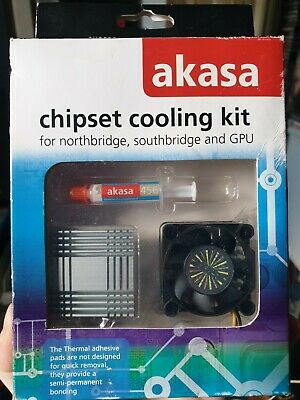 Akasa Chipset Cooling Kit Unused • 20£