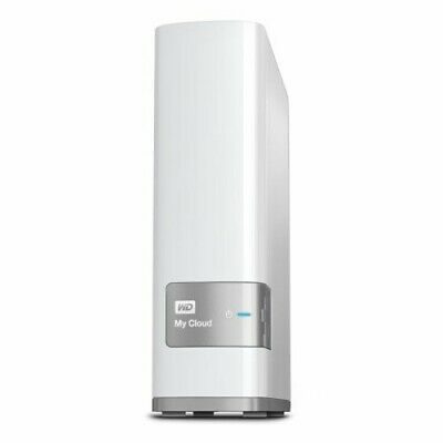 WD 4TB Western Digital My Cloud Personal Cloud Storage Drive GEN2 • 62£