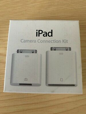 Apple IPad Camera Connection Kit A1362 A1358 • 3.30£