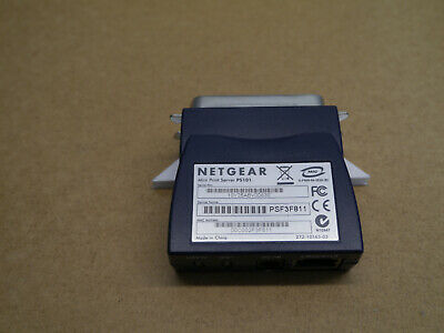 Netgear PS101 Ethernet Printer Adaptor For Printers With 'Centronix' Connector • 2.20£
