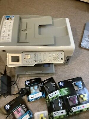 HP Photosmart All In One C7280 Printer And Inks • 15£