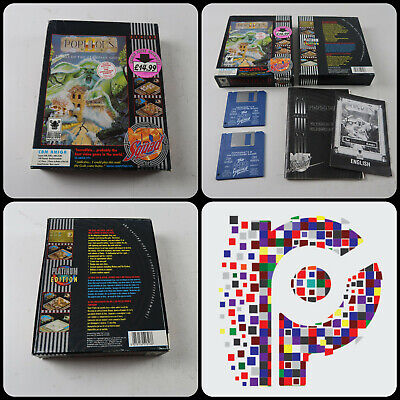 Populous II The Challenge Games A Hit Squad Game For The Amiga Tested & Working • 9.99£