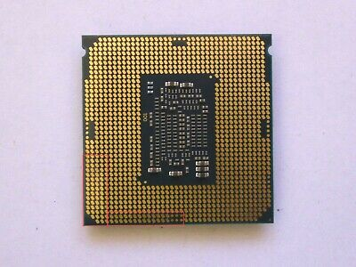 DAMAGED CPU | INTEL CORE | I5-7500 | SR335 | 3.40GHz | 6MB | 4Core | LGA1151 • 27£