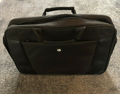 HP Black Laptop Case - Brand New • 4£