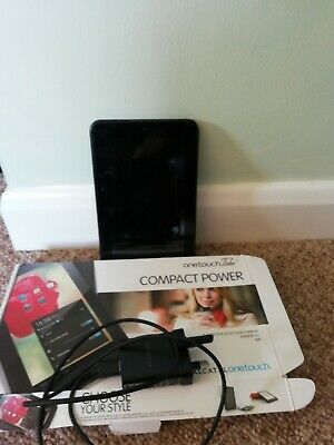 One Touch Tablet  - alcatel Compact Power • 8£