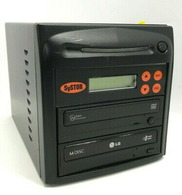 Systor 1 To 1 CD/DVD Copier Duplicator System  • 129.99£