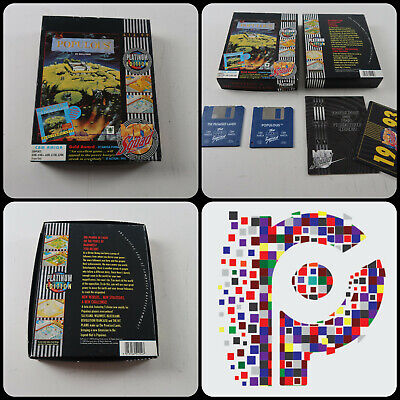 Populous A Hit Squad Game For The Commodore Amiga Computer Tested & Working • 10.99£
