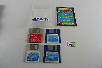 Football Crazy A Game For The Atari ST Tested & Working Disks+Manual • 8.99£
