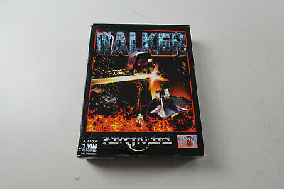 Walker A Psygnosis Game For The Commodore Amiga Computer Tested & Working • 79.99£