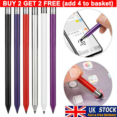 Capacitive Pen Touch Screen Stylus Pencil For Tablet IPad Cell Phone Samsung PC • 3.78£