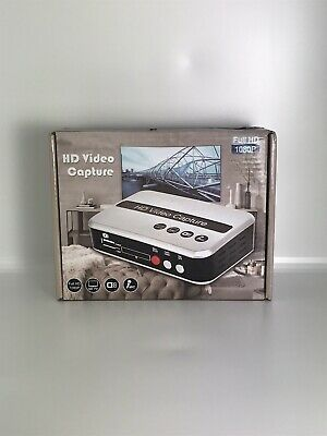 HD Video Capture 1080p Live Game Recorder Hdmi  Streaming  Recording Coventer  • 45£