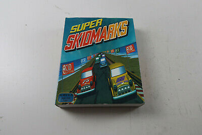 Super Skidmarks A Acid Software Game For The Commodore Amiga Tested & Working • 9.99£