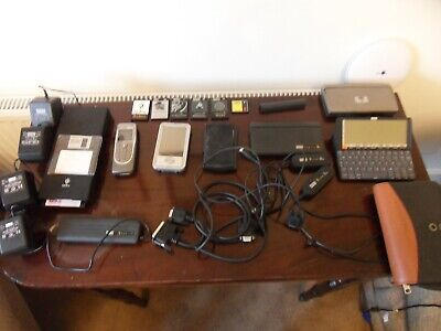 PDAs And Accessories From The 1980s - Nokia Communicator, Lifedrive, Psions Etc. • 51.23£