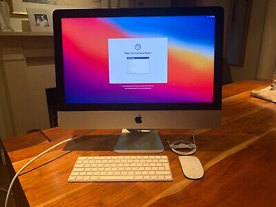 Mac 21.5  4k Late 2015 | 1tb Hdd | 8gb Ram Excellent Condition • 249£