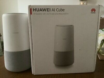 Huawei B900 230 A1 Speaker With 4g Router And Alexia Built In • 27£