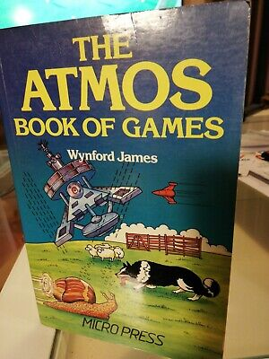 The ATMOS Book Of Games Wynford James • 4.64£