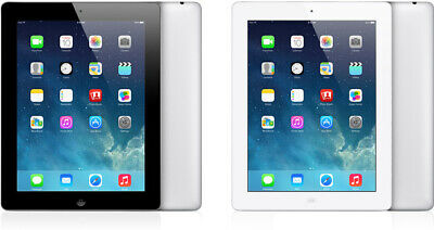 Apple IPad 4th Generation 32GB Wi-Fi Various Colours • 100£