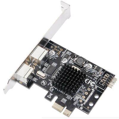 Mouse Adapter Card Accessories Drive-free PCI-Express Port Replacement • 25.52£