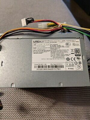 Liteon Power Supply Unit Model PS-3221-1 Taken From Working Computer. • 6.99£