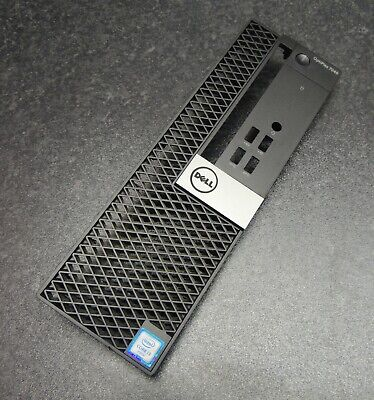 Dell OptiPlex 7040 Small Form Factor SFF Front Bezel With Intel I3 Sticker  • 17.99£