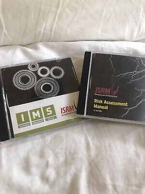 Leisure, Risk Assessment Manual And IMS Integrated Management System CD Set • 29£