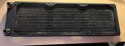 XSPC 360 Triple Fan 3x120mm Radiator - Black • 10£
