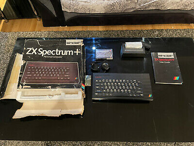 ZX Spectrum Console With Printer • 9.99£