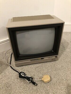 Commodore 1701 Colour CRT Monitor - 64, Vic 20 Fully Working • 200£