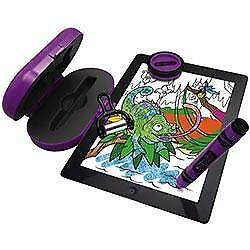 Griffin GC35965 IPad Crayloa Digitools Effects Accessory Pack Drawing Art Set • 26.99£