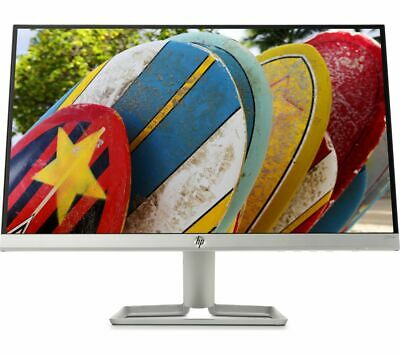 HP 22fw Full HD 21.5  IPS LCD Monitor - White - Currys • 99.99£