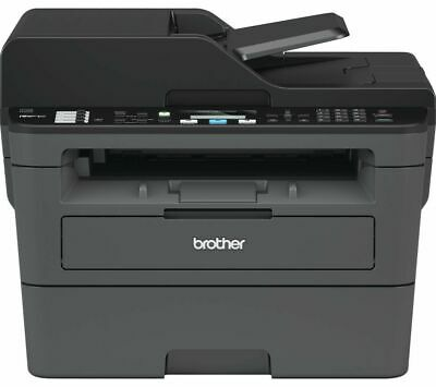 BROTHER MFCL2710DW Monochrome All-in-One Wireless Laser Printer Fax - Currys • 159£