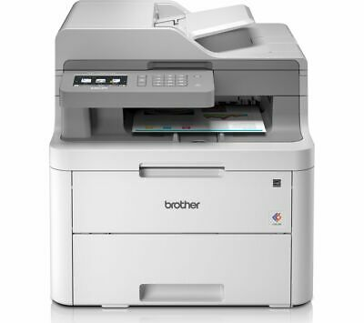 BROTHER DCPL3550CDW All-in-One Wireless Laser Printer - Currys • 279£