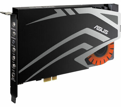 ASUS STRIX Soar 7.1 Channel PCIe Sound Card - Currys • 74.99£
