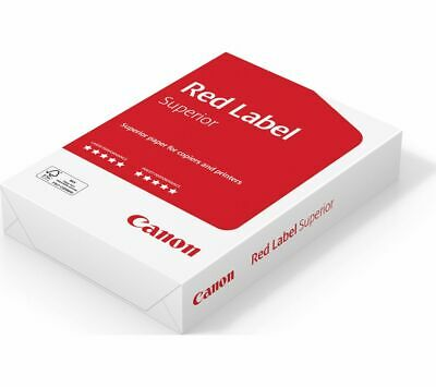 CANON Red Label A4 Matte Paper - 500 Sheets - Currys • 5.49£