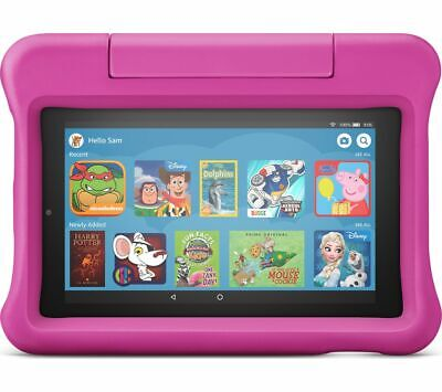 AMAZON Fire 7 Kids Edition 7  Tablet (2019) - 16 GB Pink - Currys • 54.99£