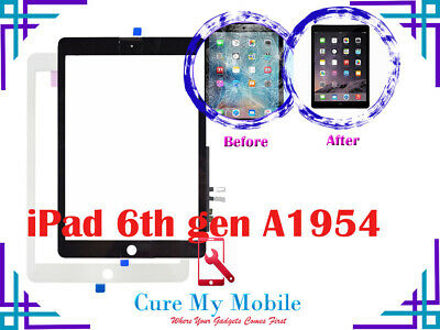 IPad 6th Genration Digi/touch Replacement Service • 39.99£