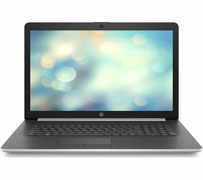 HP 17-ca1500na 17.3  Laptop AMD Ryzen 5 1TB HDD And 256GB SSD Silver - Currys • 699£