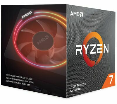 AMD Ryzen 7 3700X Processor - Currys • 281£