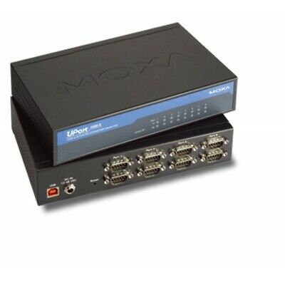 MOXA Uport 1650-8 - 8 Port USE To Serial Converter • 198.99£