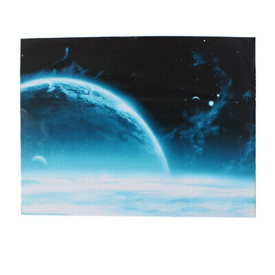Space Planet Cloud Printed PC Laptop Skin Sticker Protective Cover • 4.03£