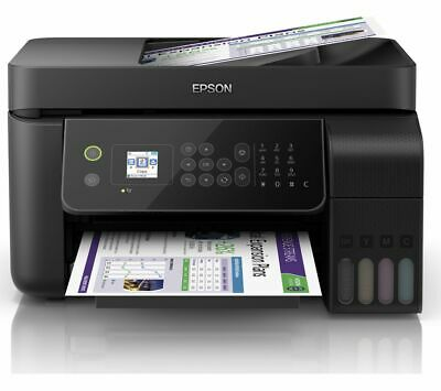 EPSON EcoTank ET-4700 All-in-One Wireless Inkjet Printer With Fax - Currys • 249£