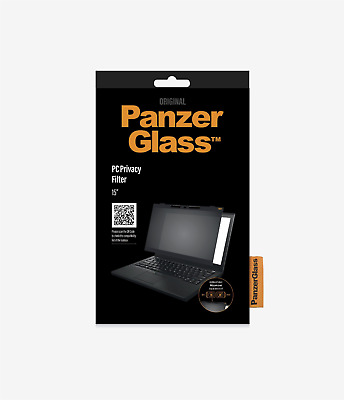 PanzerGlass Universal Laptops 15'' - Dual Privacy Filter Frameless • 35£