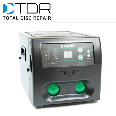 TDR VMI Hybrid 2 Disc Repair Machine - Fix CDs, DVDs, Xbox, PS3 • 1,620£