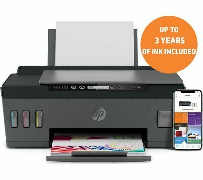 HP Smart Tank Plus 555 All-in-One Wireless Inkjet Printer - Currys • 199.99£