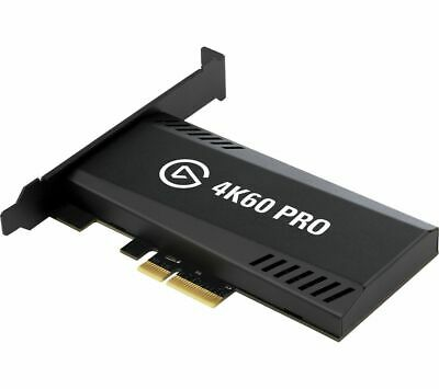 ELGATO 4K60 Pro MK.2 Game Capture Card - Currys • 210£