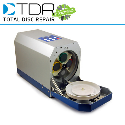 Reconditioned TDR Eco Clever Disc Repair Machine - Fix CDs, DVDs, Xbox, PS3 • 2,875£