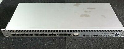 Mikrotik Routerboard 1100ahx2 • 115£